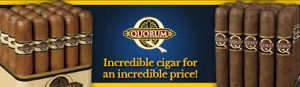 Quorum Cigars Review